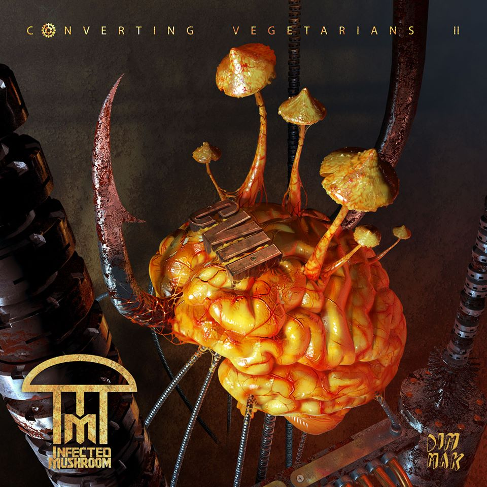 "Infected Mushroom Songs Delightful infected mushroom's ""converting vegetarians ii"" is everything we"