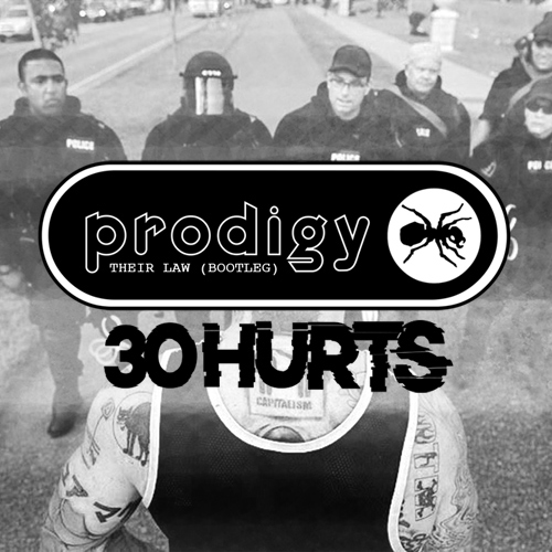 Prodigy - Their Law (30 HURTS bootleg) [Free Download