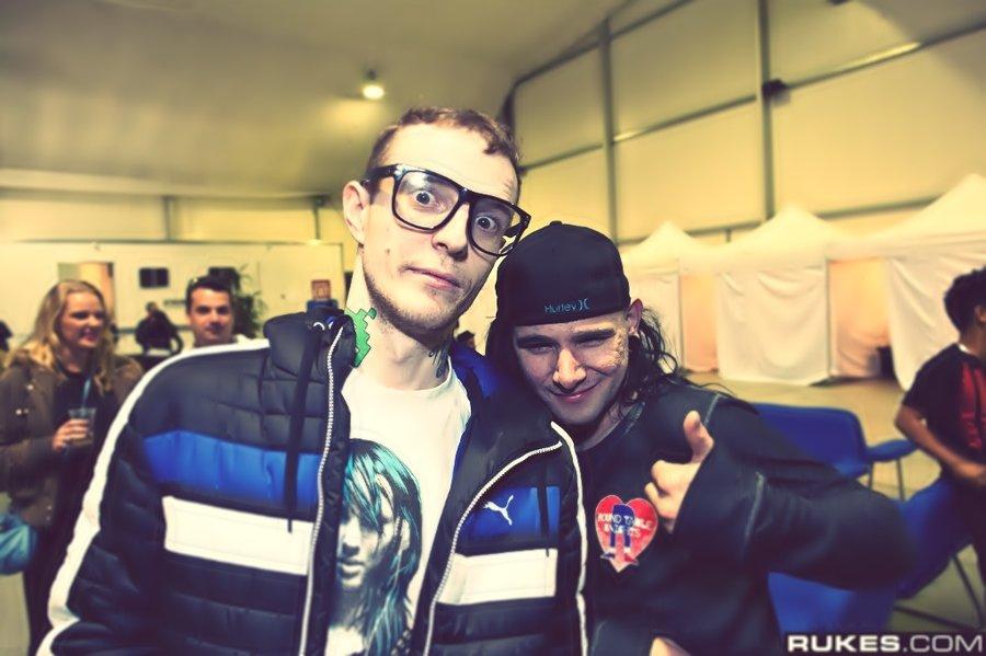 deadmau5 and skrillex - photo #34