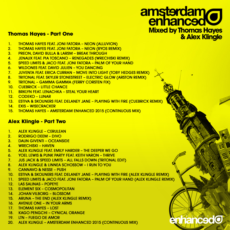 AE2015-Tracklist
