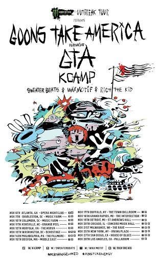 GTA tour