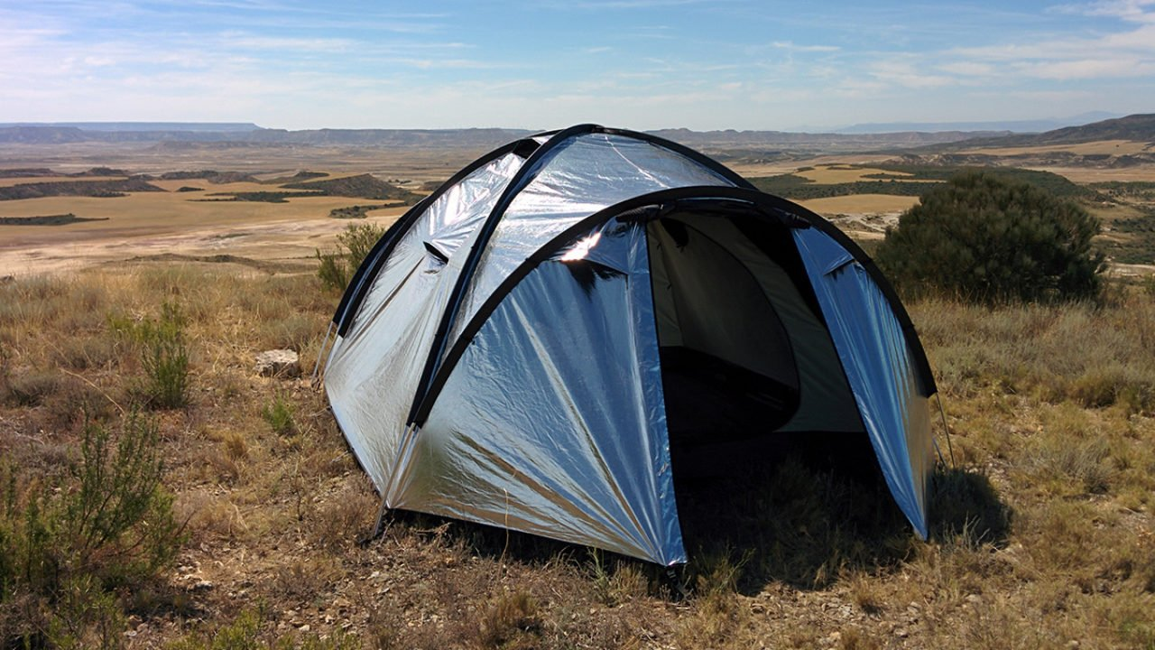 The World's Best Festival Tent Is As Amazing As It Sounds [Review