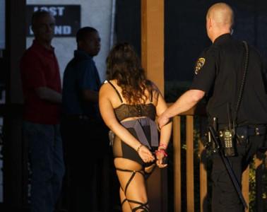 edc arrest