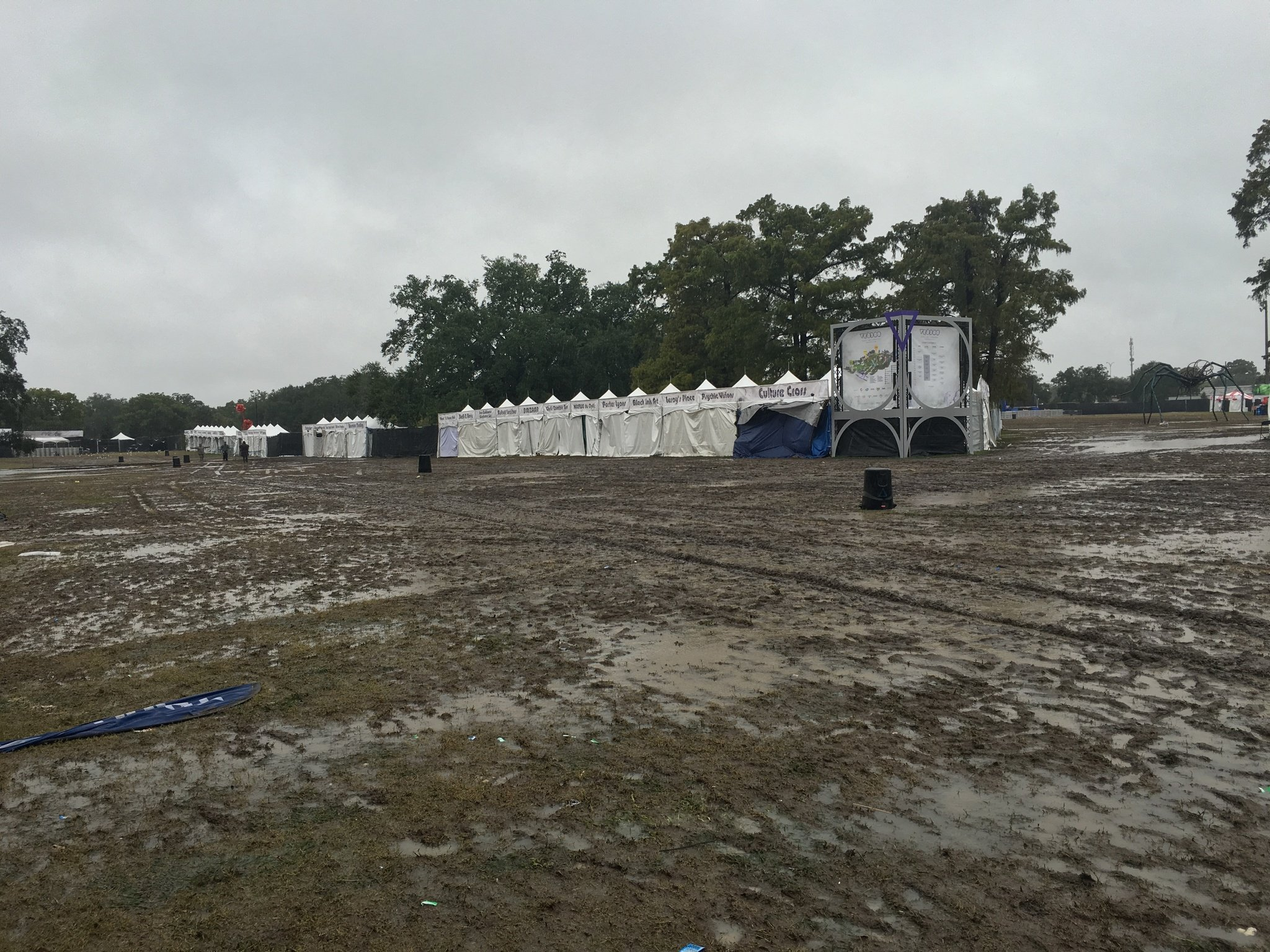 dangerous grounds cancelled