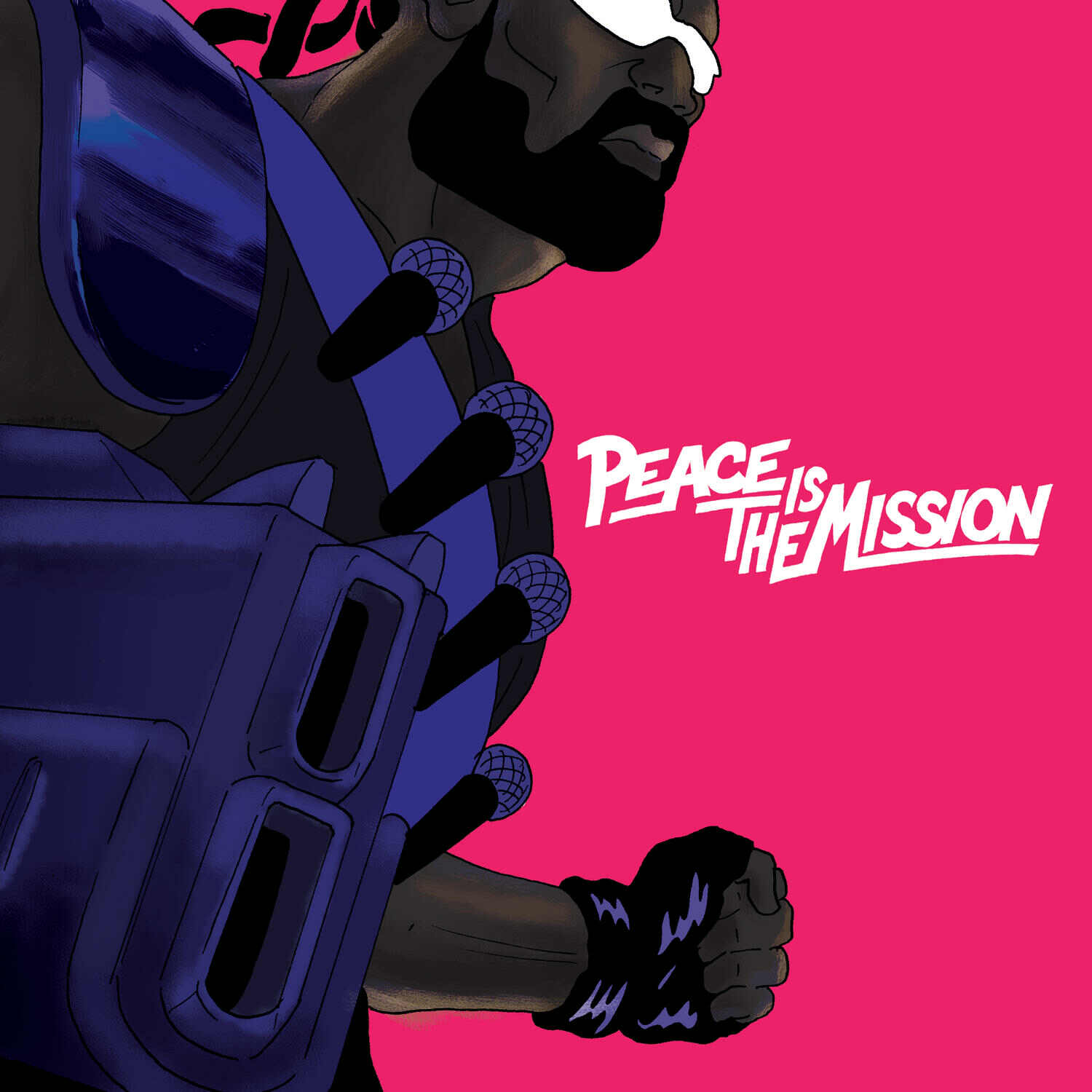 Peaces Is The Mission Cover Art