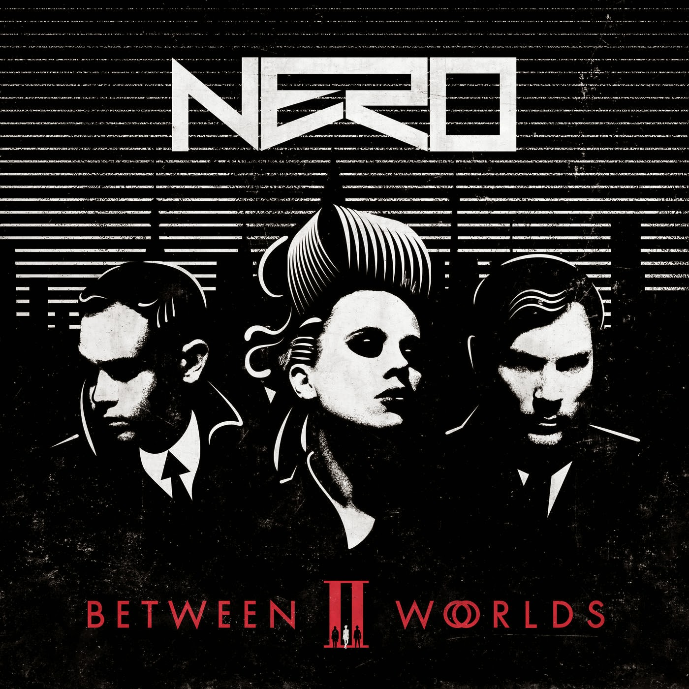 nero between ii worlds album cover