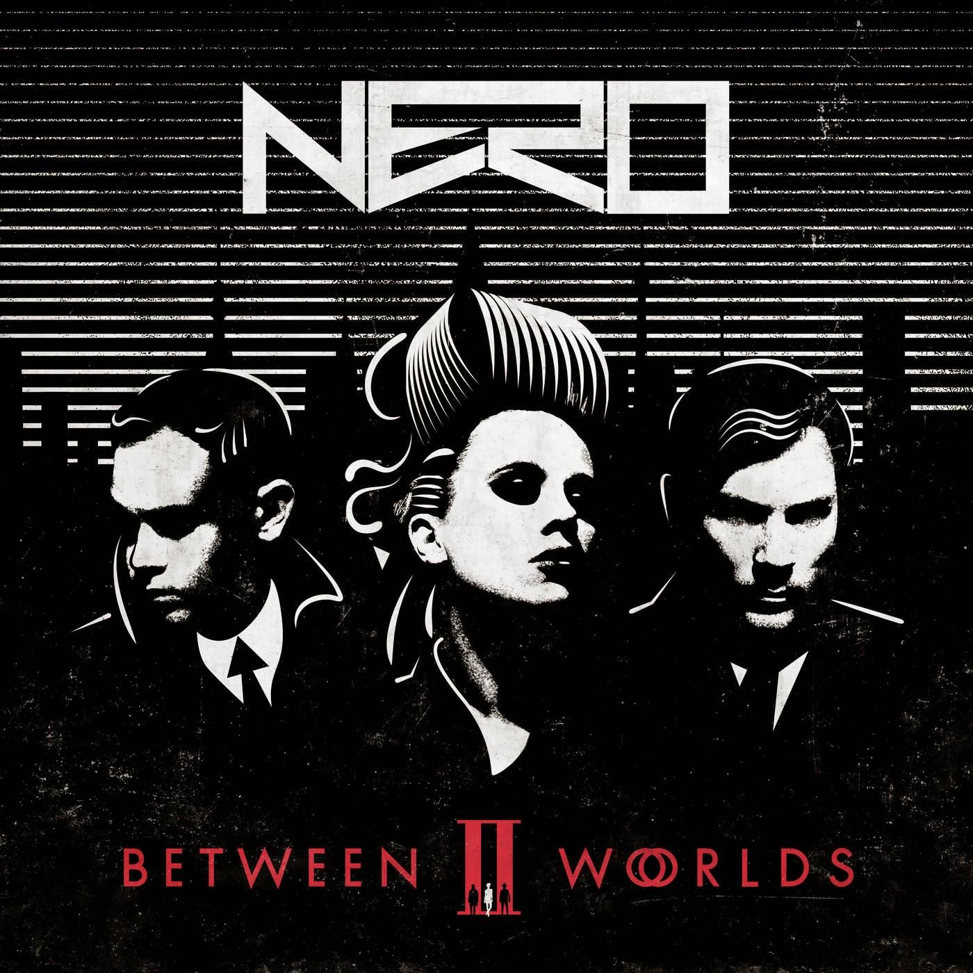 nero between ii worlds album cover