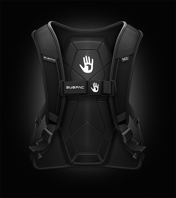subpac m2 inside view