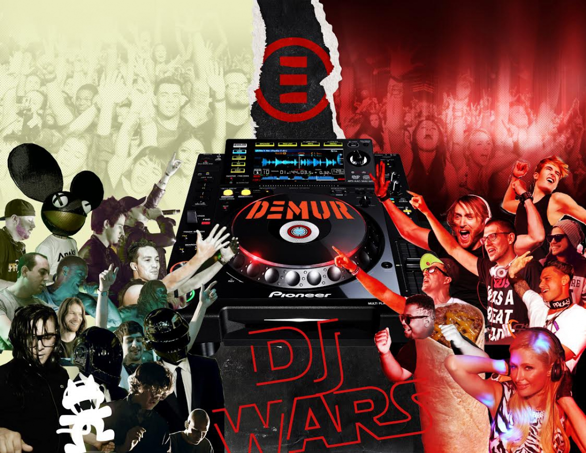 Demur DJ Wars