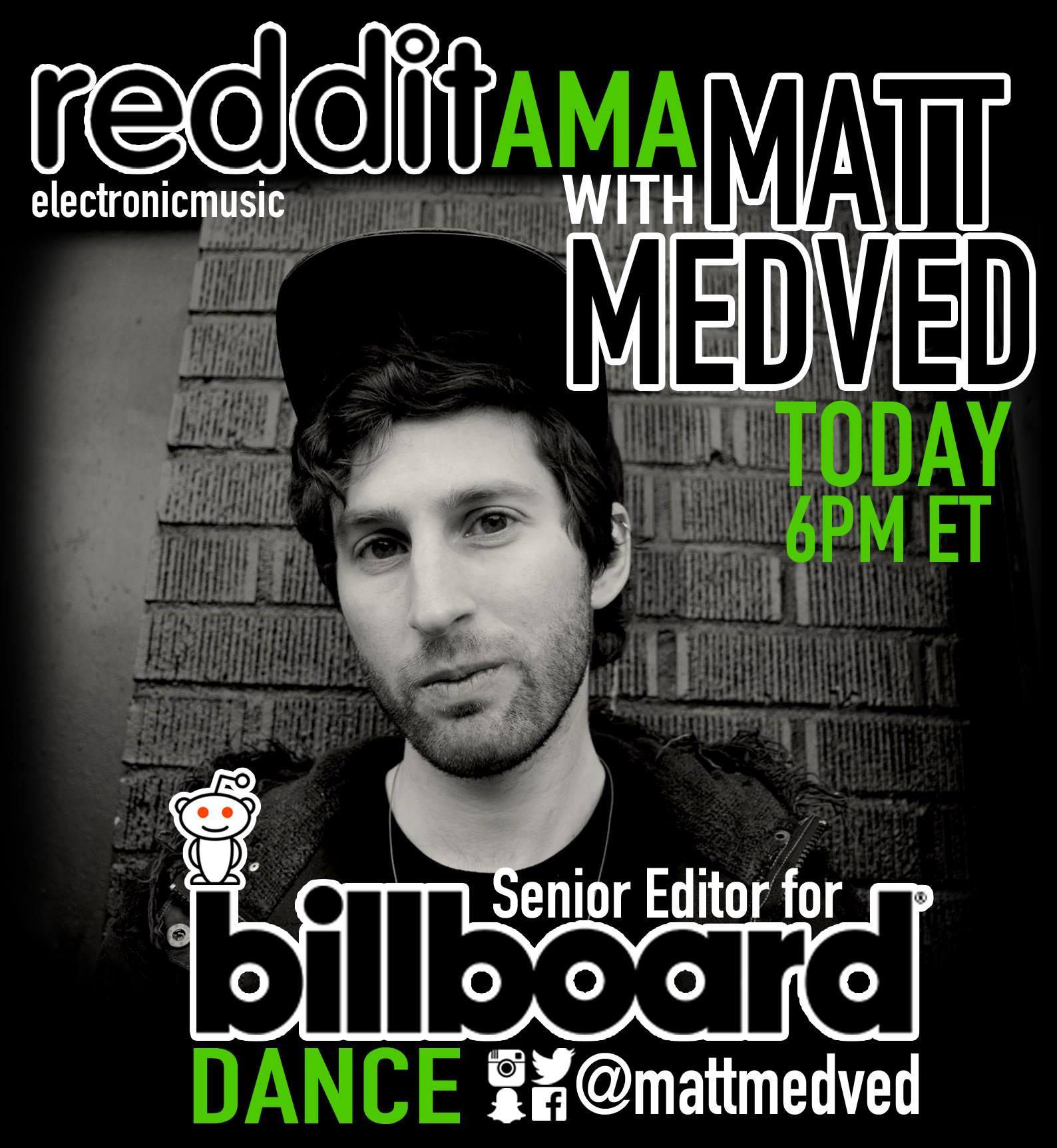 Ask Billboards Matt Medved Anything On Reddit Today At 6PM ET