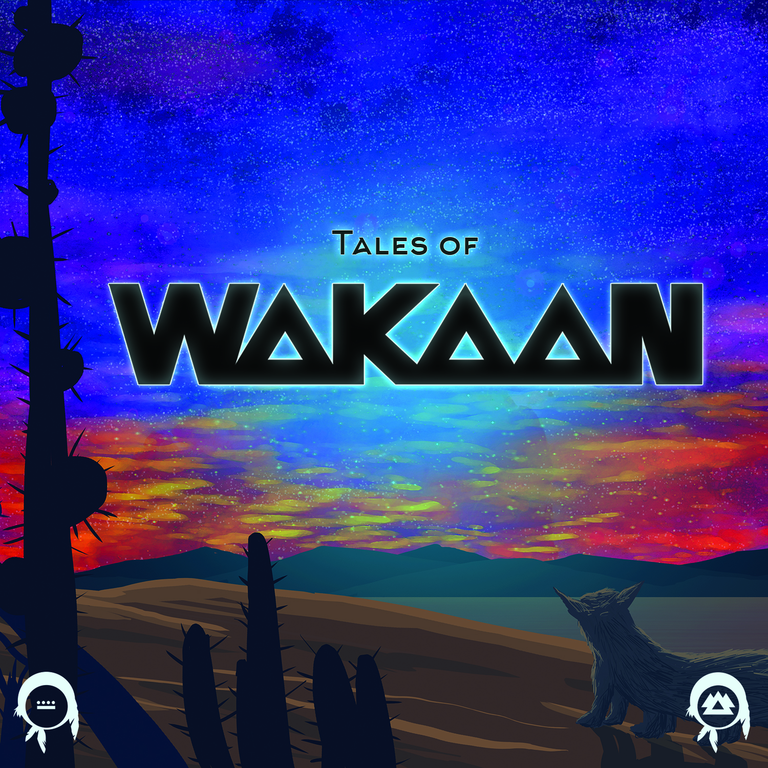 Wakaan Compilation Cover
