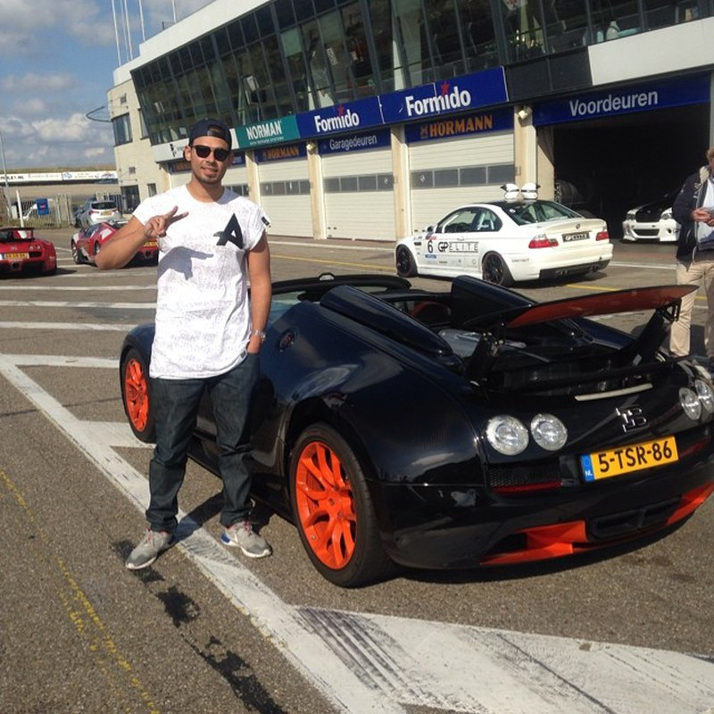 Afrojack S Newest Car Breaks The Record For Fastest