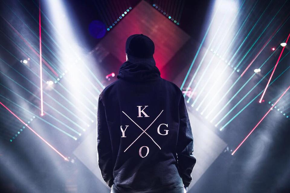 kygo from the back sweater