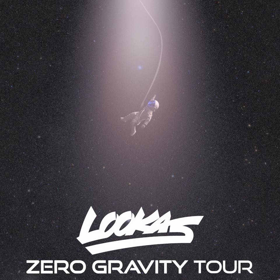 lookas zero gravity tour