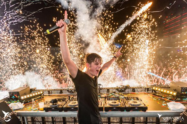 Martin Garrix Brings out Zedd and Jax Jones for Special b2b Performances