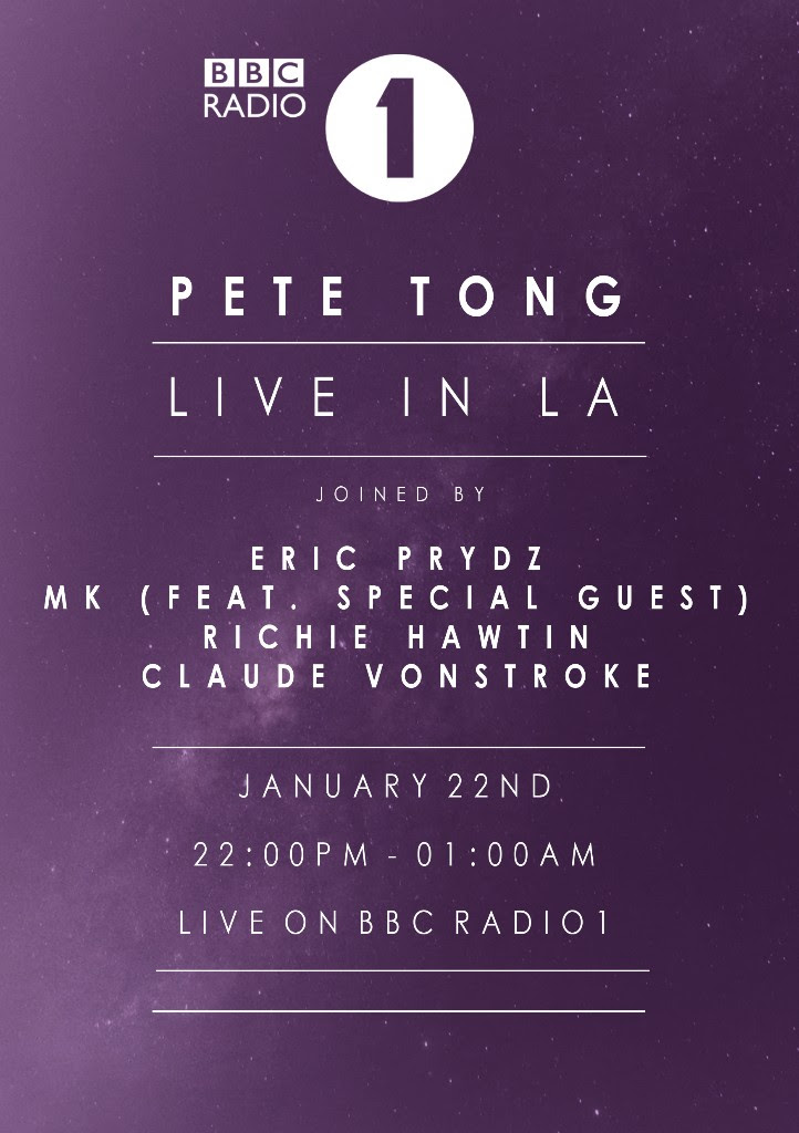 pete tong live in la