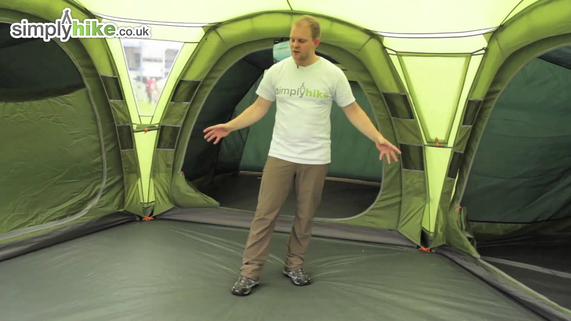 Vango S Diablo 900xl Tent Is Absolutely Enormous Your Edm