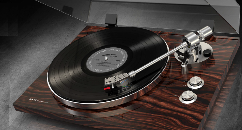 wireless record player