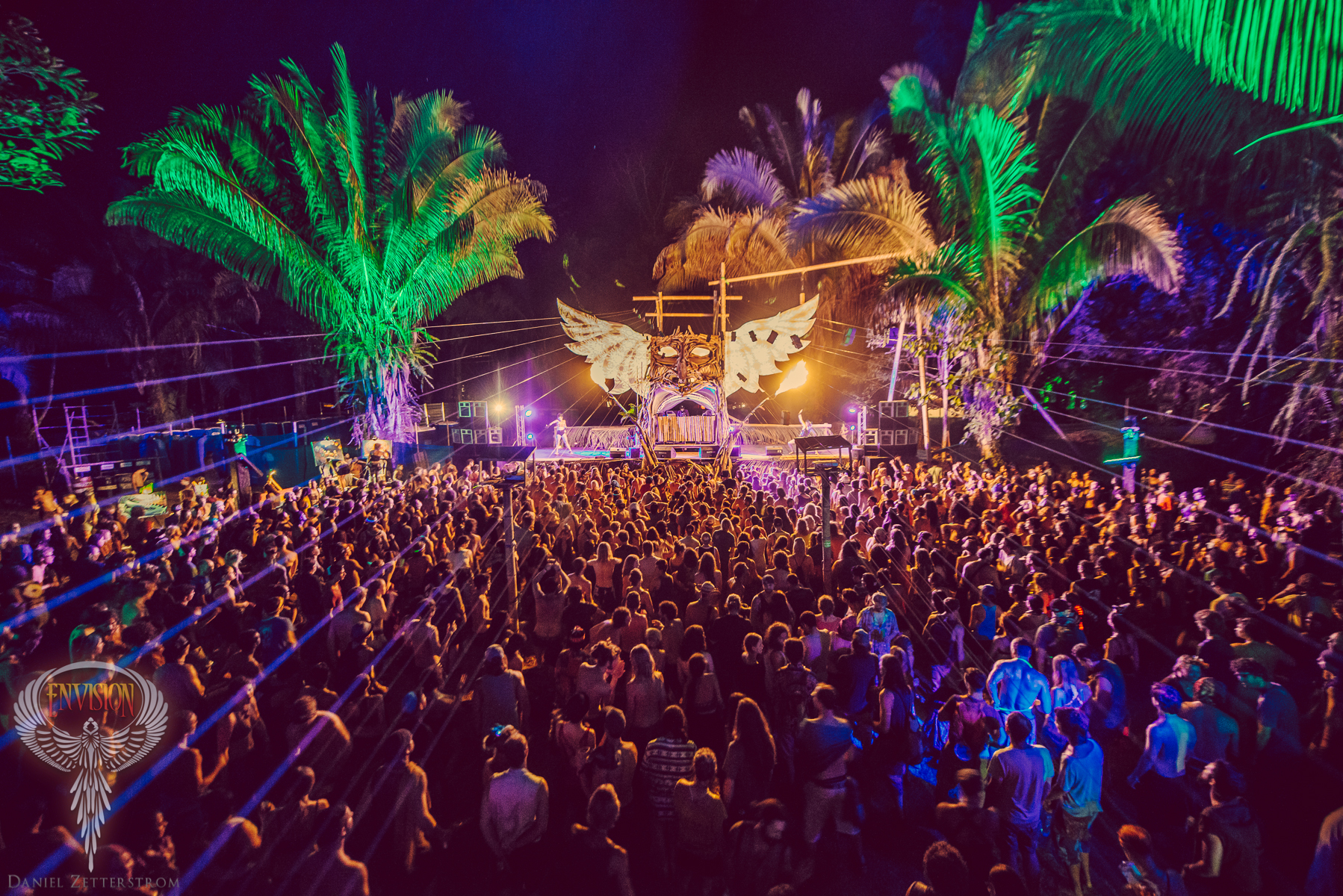Costa Rica S Envision Festival Just Announced An Epic 2017 Lineup