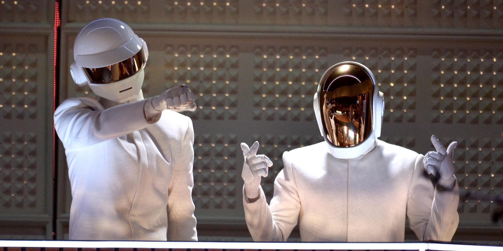Daft Punk to Score Dario Argento's New Movie