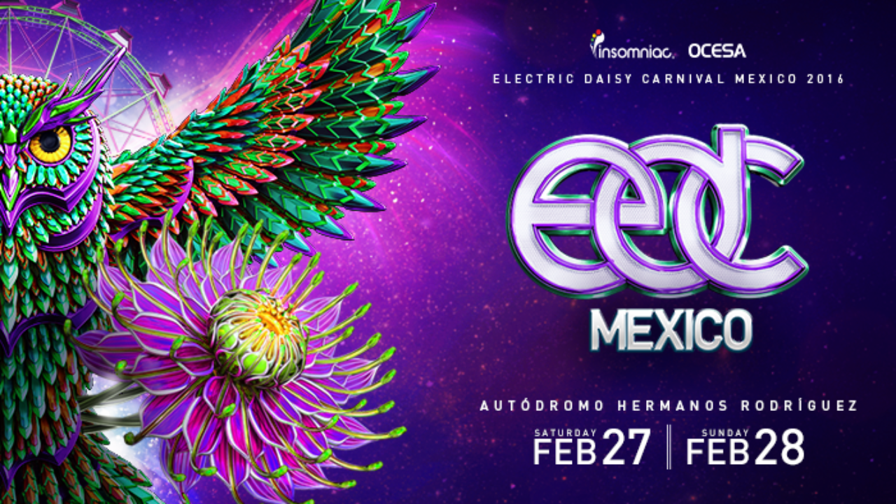 EDC Mexico Reveals Hilarious & Inspiring Trailer | Your EDM
