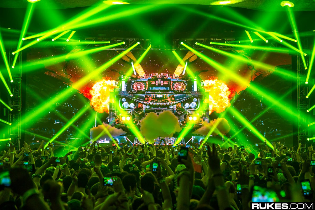 """Excision Drops Lineup For First Ever Festival, """"Lost Lands"""