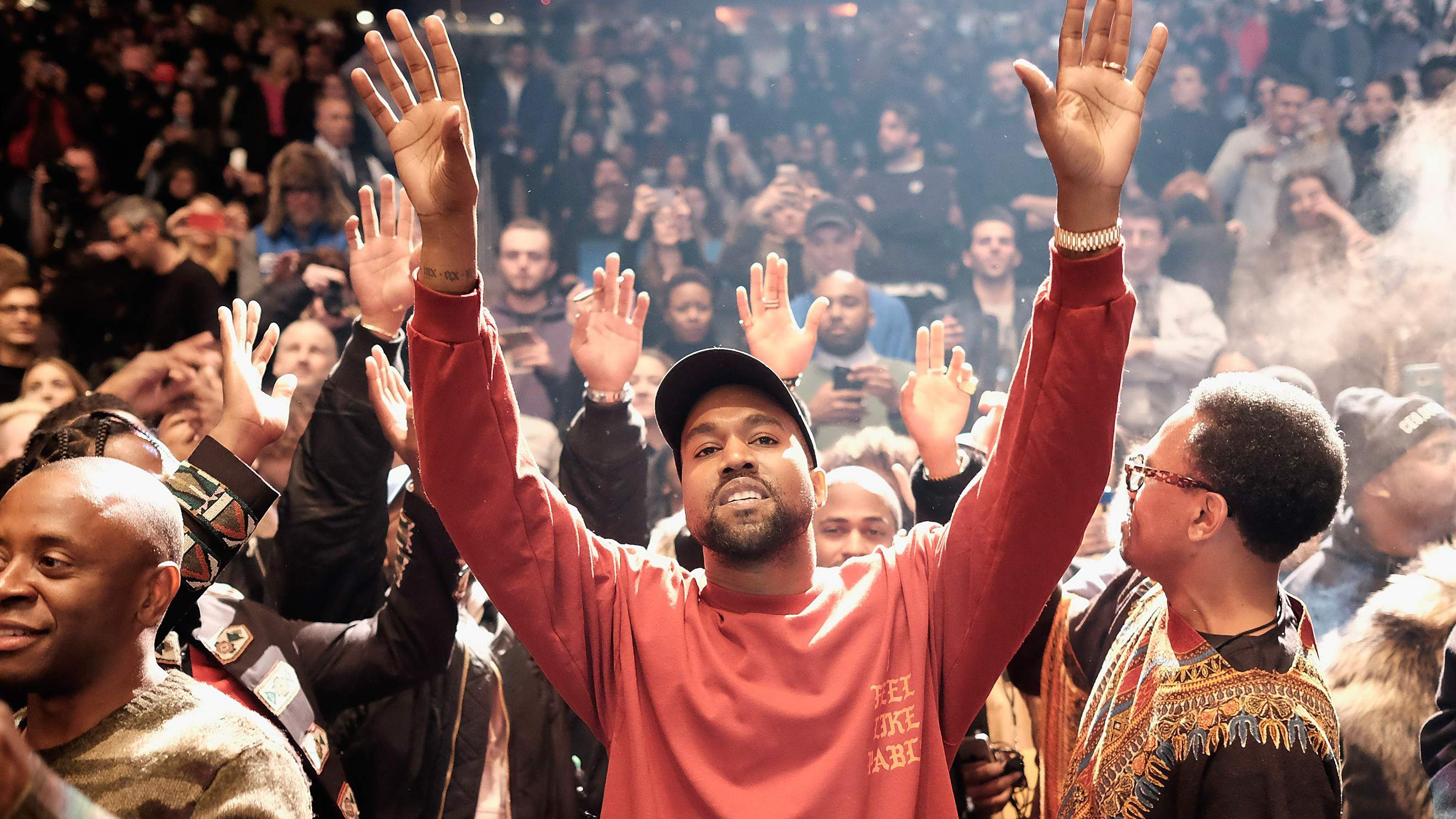 Kanye West Announces Two New Albums