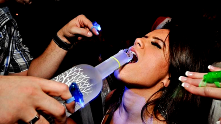 NEW STUDY: Partiers Reveal Their Most Reckless Behaviors & Biggest Regrets