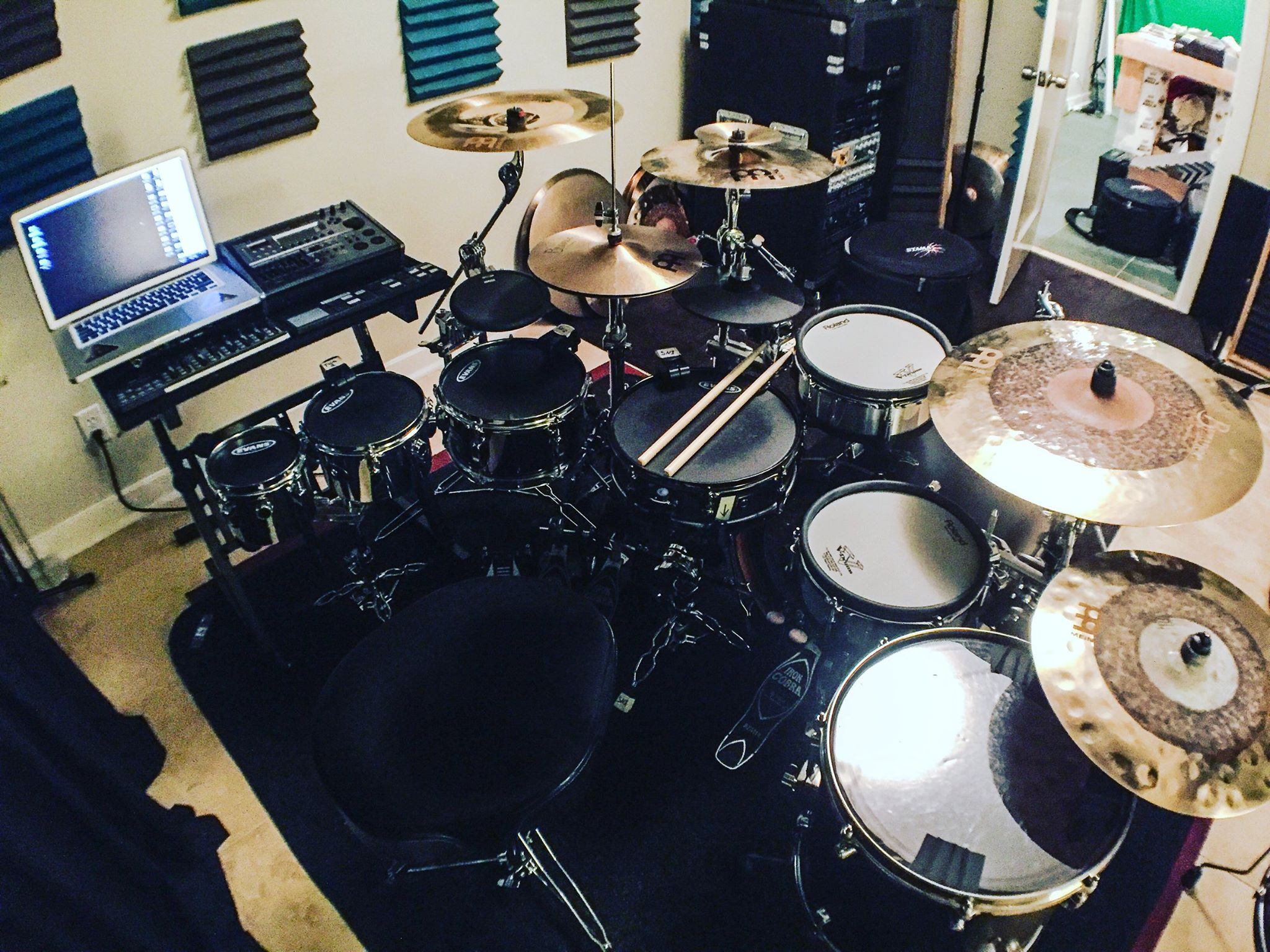 pendulum drums 2