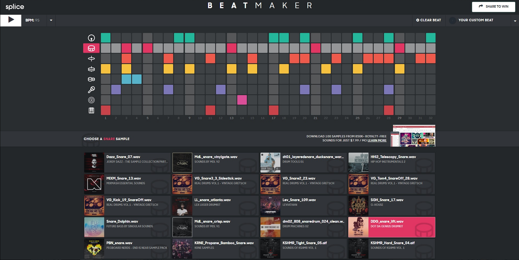 Splice Creates New Beatmaker And Oh Where Has My Day