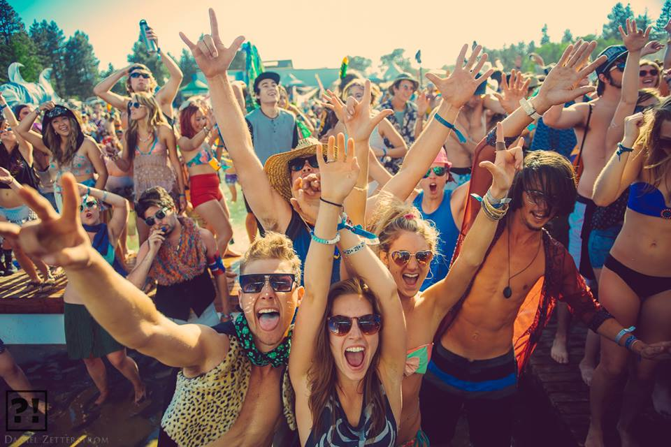 Top 5 Destinations For Good Music Festival Sex (And Probably Bad Sex Too)