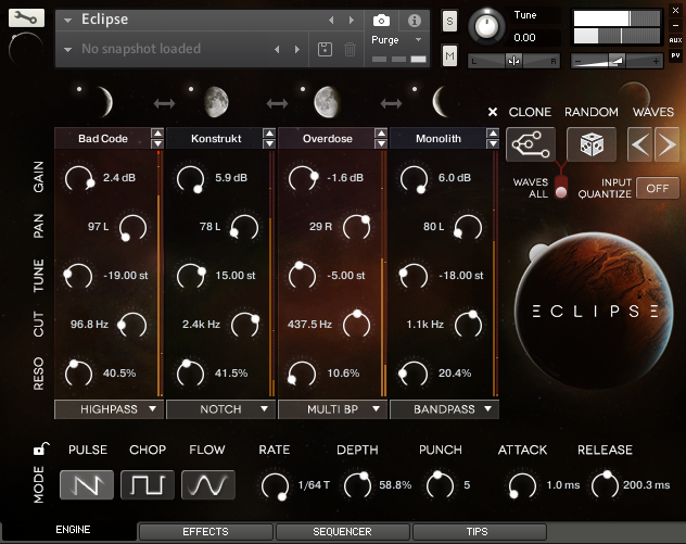Eclipse 01 Main