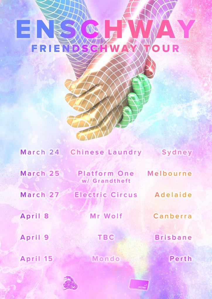 Friendschway_Poster_Web