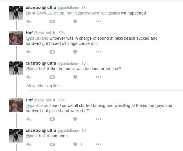 hardwell tweets