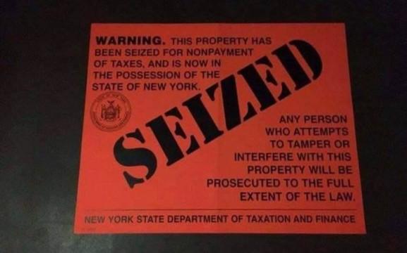 verboten seized