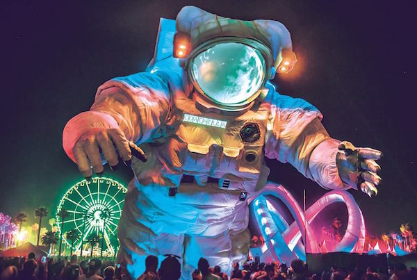 Here Are The Top 10 Most Instagrammed Music Festivals
