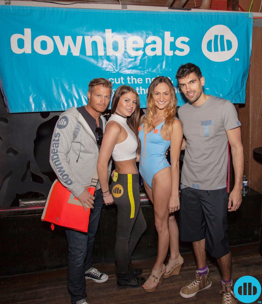 downbeats