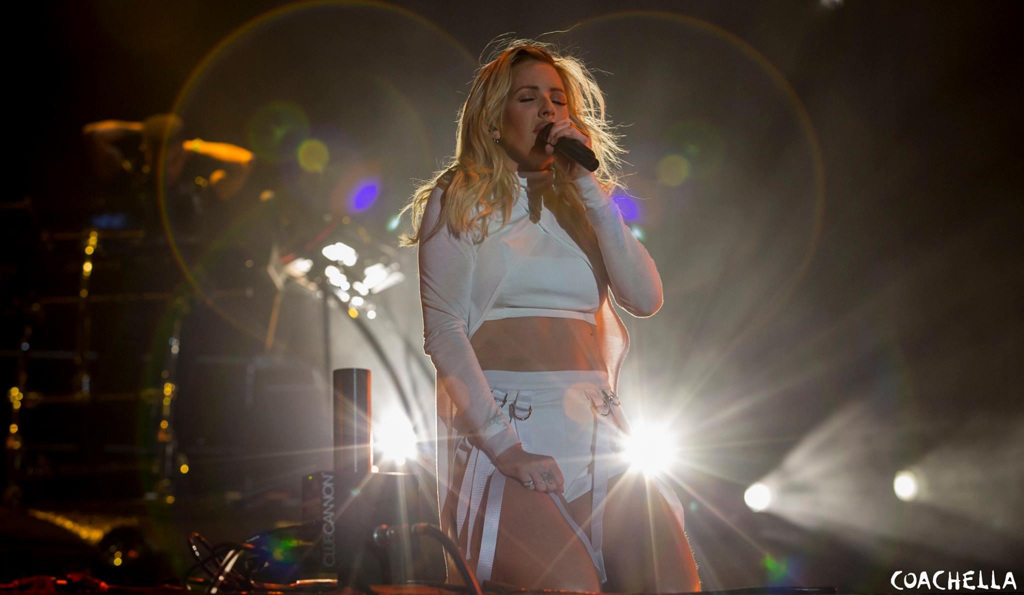 Ellie Goulding Working On Environmental Anthem For Sir David