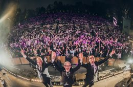 above & beyond acoustic hollywood bowl