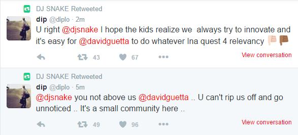 diplo joins dj snake against guetta