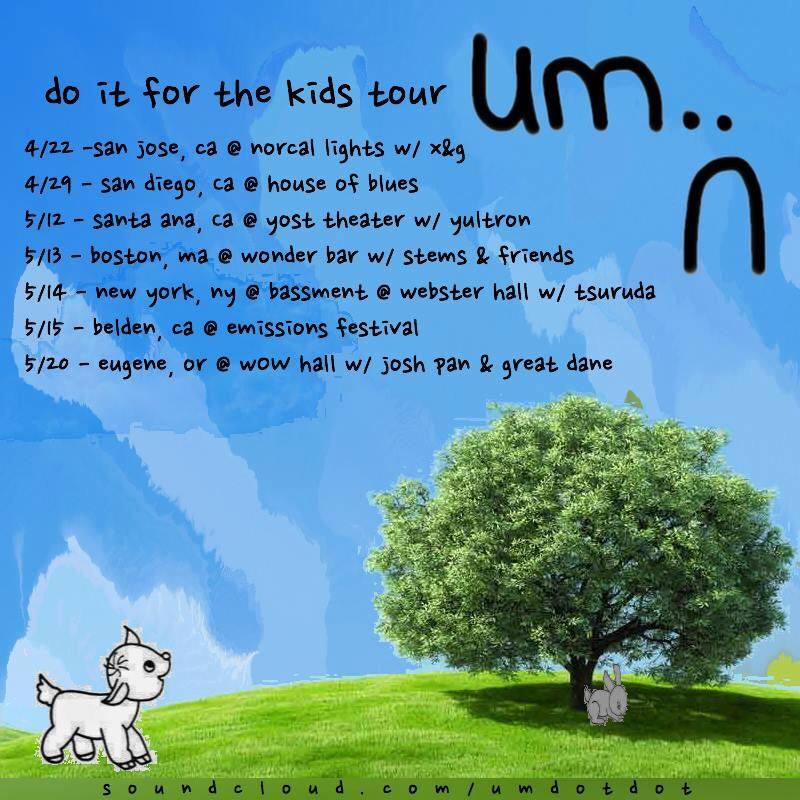 do it for the kids tour