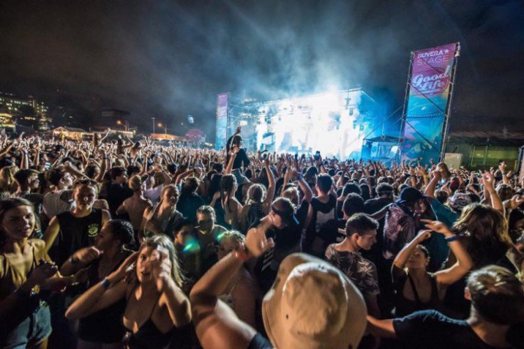 Ghost Spotted At Massive Edm Festival Photos Your Edm