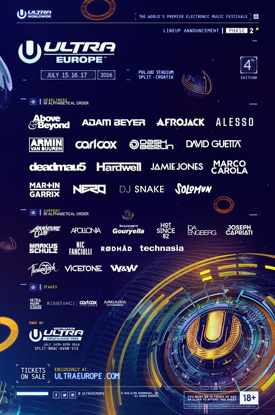 ultra europe phase 2 2016