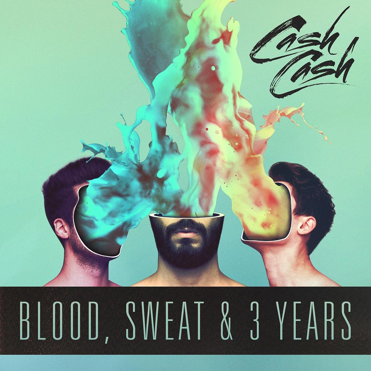 Cash Cash's Newest Album Premieres At #1 On iTunes Dance