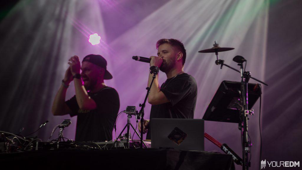 Left to right - Luke Dubs & Elgusto (Photo - Lucas Gregg)