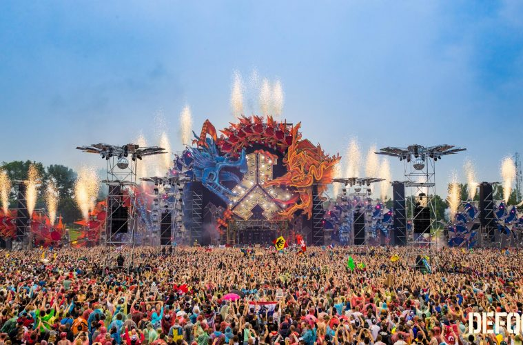 Australia's Defqon 1 Finishes The Weekend With 77 Arrests