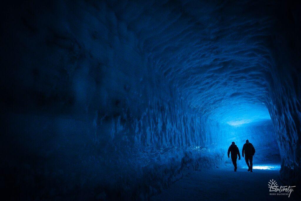 into the glacier secret solstice