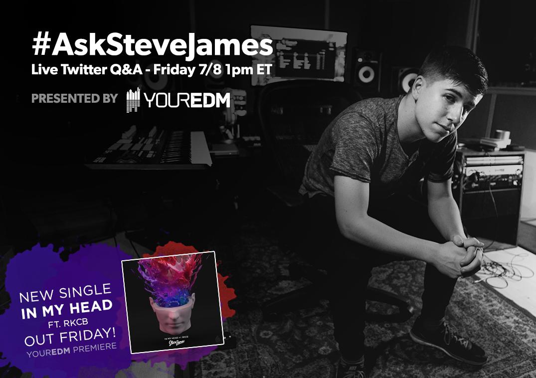 Ask Steve - Friday
