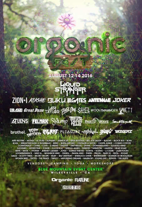 Organic Fest Phase 2
