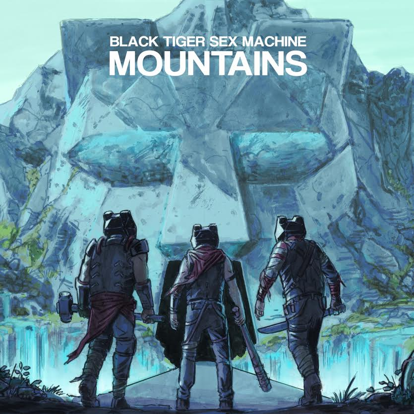 Your EDM Premiere: Black Tiger Sex Machine - Mountains [Free